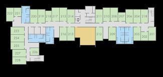 hawthorn hall floor plans