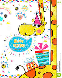 Invitations Birthday Cards Child Birthday Party Invitations Cards Wishes Greeting Card