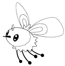 pikachu coloriage  cesarfierroinfo