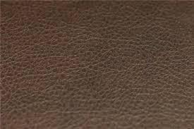 Upholstery Hides Recycled Eco Friendly Genuine Real Leather Hide Offcuts Chocolate