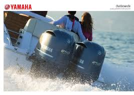 outboard brochure yamaha motor uk