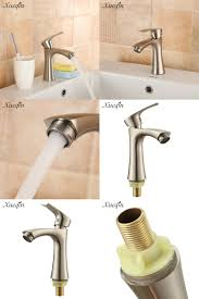 where to buy kitchen faucet visit to buy xueqin free shiping g1 2 zinc alloy bathroom basin