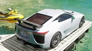 lexus lfa toy car lexus lfa nürburgring edition gta v carmods youtube