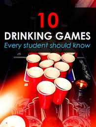10 drinking games every student should know drinking games