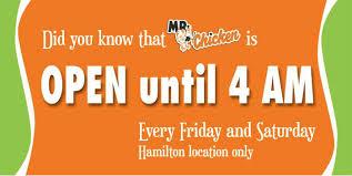 5 known facts about mr chicken bermuda bermuda