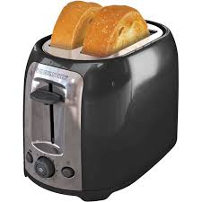 High End Toasters Black Decker 2 Slice Multi Functional Toaster Bagel Toaster