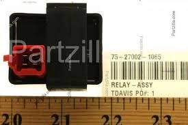 1065 relay assy
