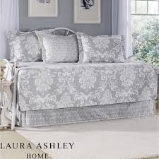 Laura Ashley Bathroom Furniture by Venetia 5 Pc Gray Daybed Bedding Set By Laura Ashley