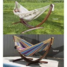 wolfwise double hammock with stand u2014 nealasher chair open dream
