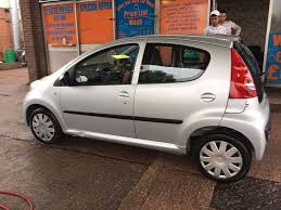 peugeot price list peugeot 107 urban great little car with fsh in exeter devon