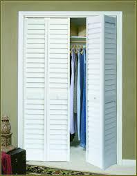 Cloth Closet Doors Furniture Amazing Folding Closet Doors For Smart Furniture Ideas