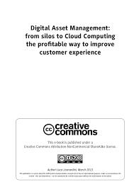 digital asset management from silos to cloud computing the profitabl u2026