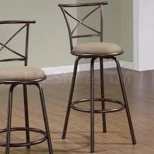 furniture fblack swivel metal bar stools commercial quality bar