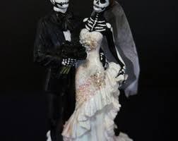 Halloween Bride Groom Costumes Dead Drawing Skeleton Bride Groom Giclee
