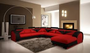 Living Rooms With Leather Sofa Designs - Different sofa designs