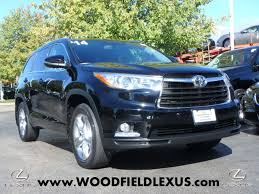 2014 toyota limited pre owned 2014 toyota highlander limited awd limited 4dr suv in