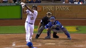 pirates rookie bell hits 1st career grand slam mlb com