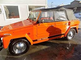 volkswagen caribe interior classic volkswagen thing for sale on classiccars com