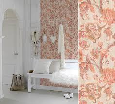 papier peint romantique chambre papier peint charme vente d co de style papiers peints direct