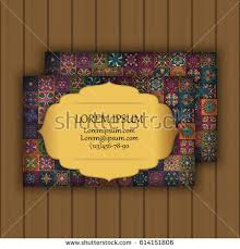 Oriental Design Islamic Border Stock Images Royalty Free Images U0026 Vectors