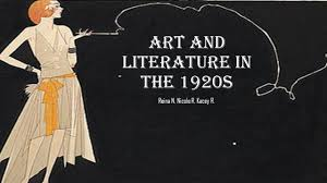 literature themes in the 1920s reina n nicole r kacey r art and literature in the 1920s ppt