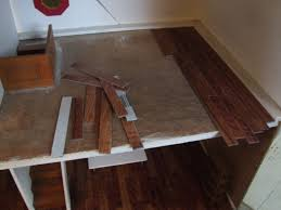 Laminate Flooring Diy Diy Hardwood Dollhouse Flooring From Vinyl Tiles Little Victorian