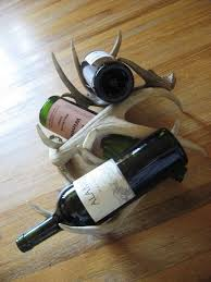 how to build an antler wine rack wine rack antlers and wine