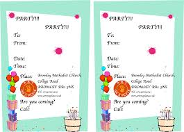 how to write a birthday invitation card gallery invitation