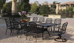 Cast Aluminum Patio Furniture Furniture Sliding Patio Doors As Patio Umbrella With Amazing