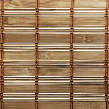 chicology bamboo roman shades wood window blind bamboo privacy