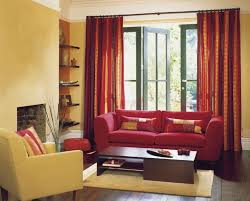 Orange Curtains For Living Room Living Room Curtain Ideas Style Living Room Curtain Ideas Simple