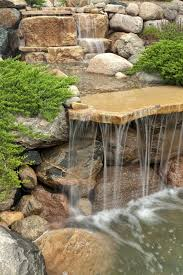 Backyard Water Falls by 599 Best Landscaping Outdoor Ideas Images On Pinterest Backyard