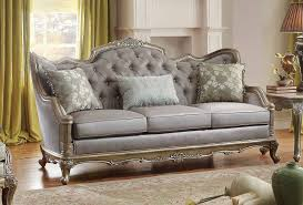 couch taupe fiorella sofa taupe by homelegance