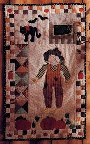 fall patchwork quilted wall hanging pattern howstuffworks