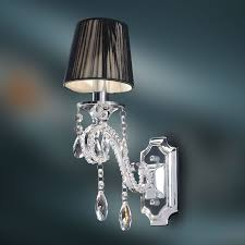 Portfolio Wall Sconce Wall Sconce Ideas Husband Have Crystal Together Regarding Amazing