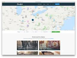 best wordpress classifieds directory themes 2017 colorlib