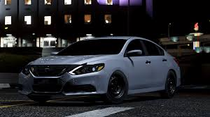 nissan altima 2016 no brasil nissan altima 2017 standard replace gta5 mods com