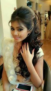 poof at the crown hairstyle 16 best traditional hairstyles for indian women blog post