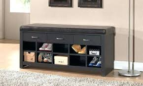 Storage Bench With Shoe Rack Small Shoe Rack With Bench Shoe Storage Bench With Seat Australia