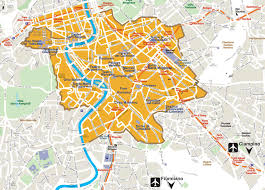 Map Of Metro In Rome by City Map Rome 2 U2022 Mapsof Net