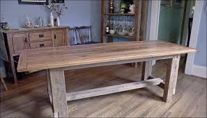 Farmhouse Kitchen Table Sets by Kitchen Kitchen Table Woodworking Plans Farmhouse Trestle Table