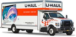 Uhaul Estimated Cost by U Haul 26ft Moving Truck Rental