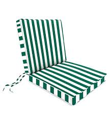sunbrella chair cushion outdoor cushions plow u0026 hearth