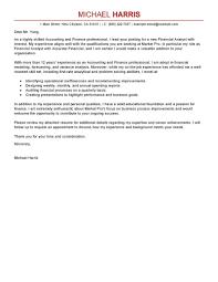 Resume Samples Finance by Sample Finance Cover Letter Sample Resume Format