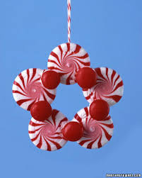 peppermint candies ornament craft preschool crafts for