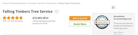 reviews falling timbers tree service tree services tree