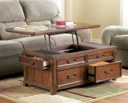 Square Lift Top Coffee Table Coffee Tables Sebring Coffee Table With Double Lift Top Square