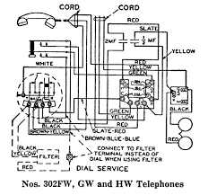 wiring diagram western electric 634a wiring wiring diagrams
