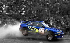 wrc subaru wallpaper subaru impreza dust jumping racing cars rally selective 1293314