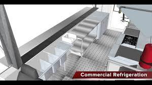 food truck 3d floor plan biz on wheels youtube